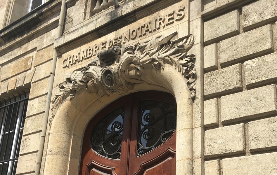 Chambre des notaires gironde chambres des notaires de la gironde