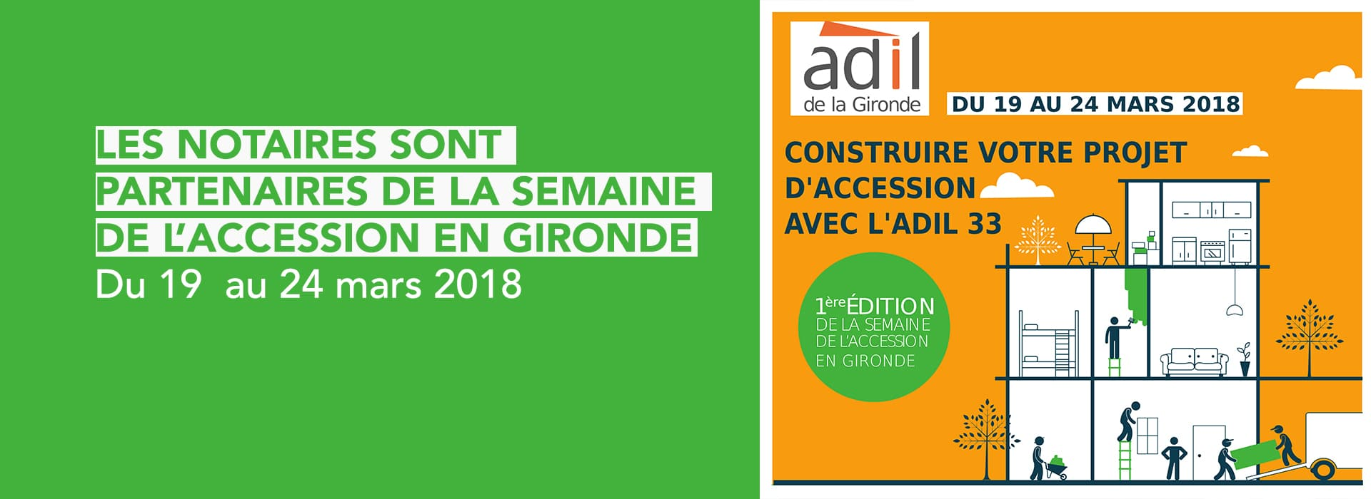 Semaine accession 2018